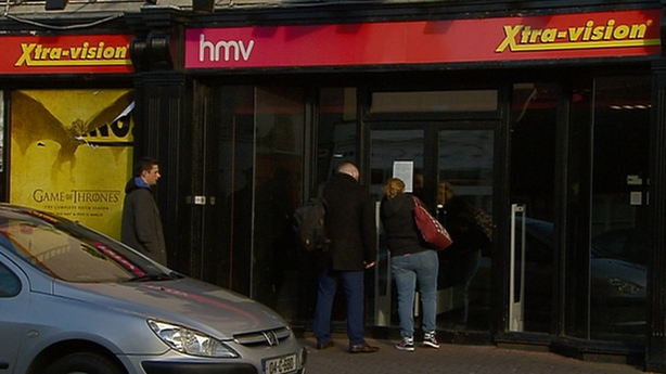 Xtra-vision Douglas, Cork closes its doors today