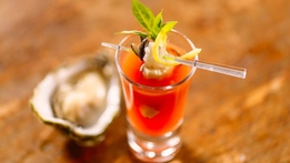 Bloody Mary Oyster Shooters | Donal Skehan