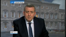 Interview with Ciarán Lynch, Banking Inquiry Chairman
