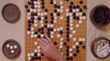 Go originated in ancient China and has more possible configurations on the board than atoms in the universe