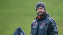 Joe Schmidt discusses Andy Farrell's impending appointment as Ireland defence coach