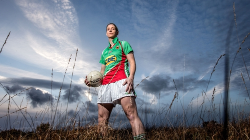Cora Staunton will again be available to help Mayo in both league and championship