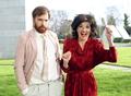 Jennifer Zamparelli and Bernard O'Shea Launch New RTÉ2 Sitcom