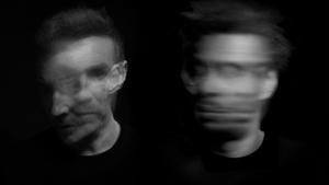 Massive Attack: Robert del Naja  and Daddy G