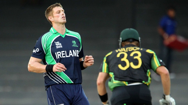 Pace bowler Boyd Rankin is back in the Ireland squad following his stint with England