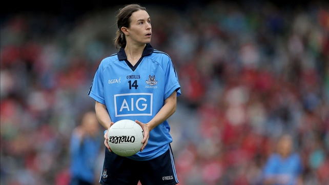 Sinead Aherne returns to the Dublin squad