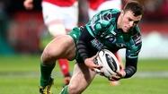VIDEO: Robbie Henshaw to leave Connacht