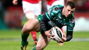 Robbie Henshaw loves Connacht's style of play and thinks others will follow suit