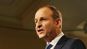 Micheál Martin has narrowed his options considerably by ruling out coalition with Fine Gael or Sinn Féin