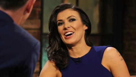 The Late Late Show Extras: Kym Marsh