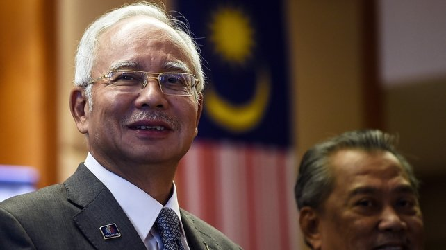 Malaysian Prime Minister Najib Razak is the chairperson of the 1MDB advisory board