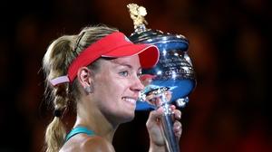 Angelique Kerber was last year's US Open champion