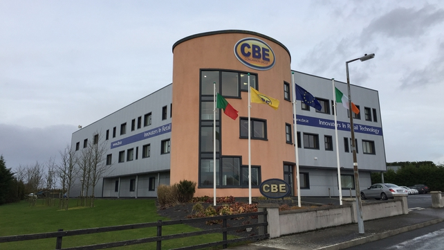 CBE is based in Claremorris, Co Mayo