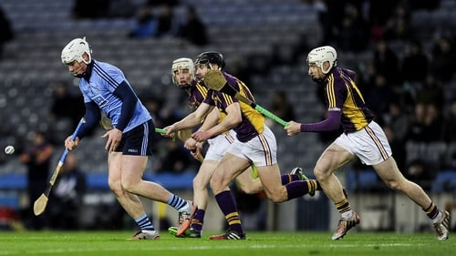 Dublin were too strong for Wexford