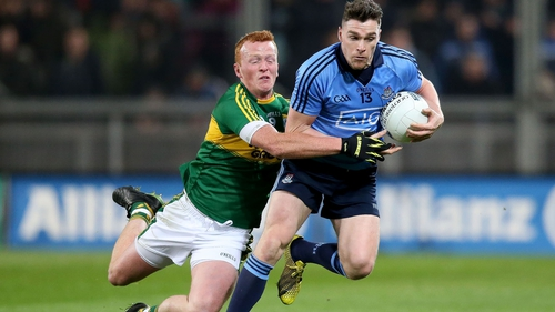 Paddy Andrews bagged 1-04 for the Dubs