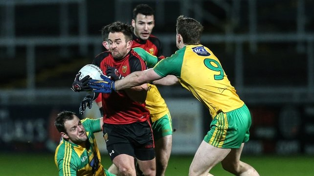 Down were outplayed and outclassed in Newry