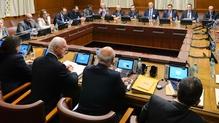 There was little progress at the Geneva talks