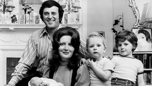 Wogan and his family