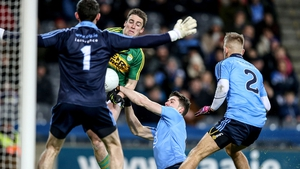 No way through for Kerry's Stephen O'Brien against Dublin on Saturday