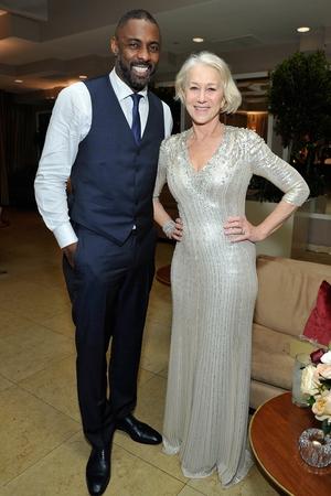 Idris Elba and Helen Mirren