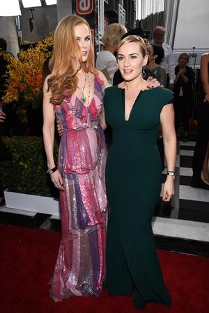 Nicole Kidman and Kate Winslet