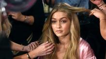 Ultimate hair goals: Gigi Hadid