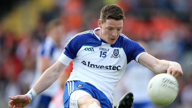 Conor McManus again played a captain's part as the Farney prevailed in Kiltoom