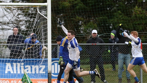 Conor McManus yet again showed his value to the Monaghan cause