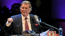 Terry Wogan described his family as foodies and loved his wife's cooking above everyone else's