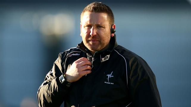 Kildare manager Cian O'Neill