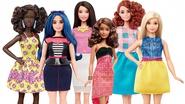 Barbie gets a make-over at 57