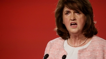 Tánaiste Joan Burton said the Labour Party had a track record of standing up to corruption