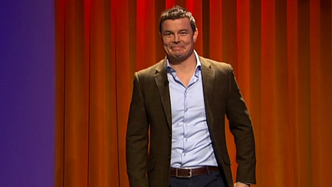 The Late Late Show Extras: Brian O'Driscoll (2013)