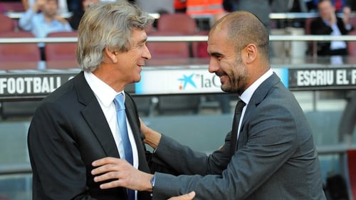 Pep Guardiola will replace Manuel Pellegrini in the Manchester City dugout when the Chilean's three-year tenure comes to an end this summer