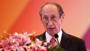 IAAF treasurer Valentin Balakhnichev