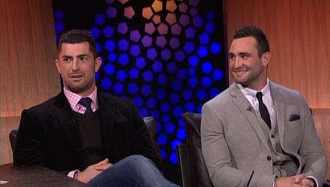 The Late Late Show Extras: Rob & Dave Kearney