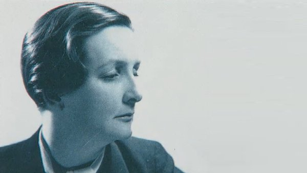 Novelist Kate O'Brien