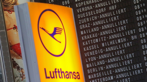 Talk with Lufthansa will take place ahead of other rival bidders, a source said