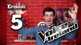 The Voice of Ireland Extras: The V-Report Ep5