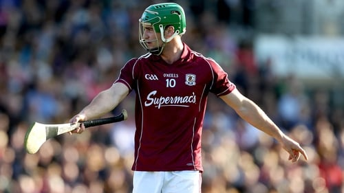 David Burke will lead the Galway hurlers in 2016