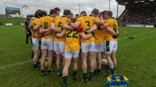 Meath began 2016 with victory in the O'Byrne Cup