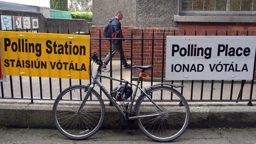 Polling day is just three days away