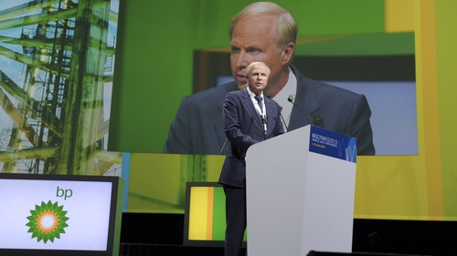 BP's chief executive Bob Dudley said the company produced 'resilient earnings'