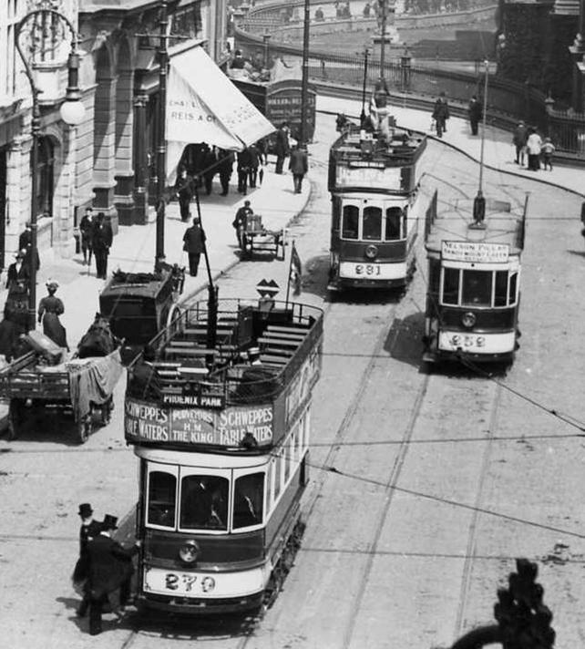 Century Ireland Edition 72 - Grafton Street Trams