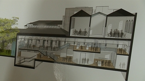 €10m literary centre planned