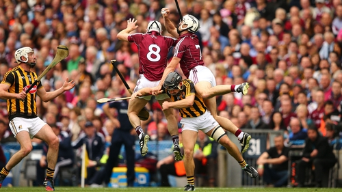 Kilkenny didn't need a second bite of the cherry against Galway