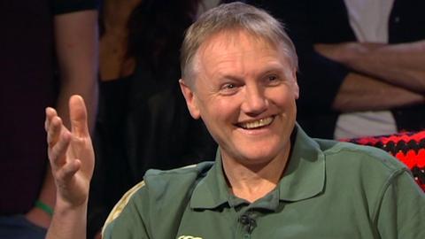 Joe Schmidt (Second Captains, 2013)