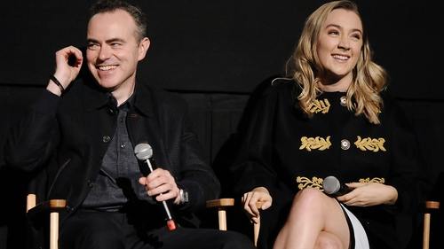 Brooklyn director John Crowley and star Saoirse Ronan