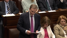 Enda Kenny said a Commission of Investigation was the 'right way to address' the enormity and depravity of what had been uncovered
