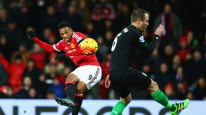 Anthony Martial: 'I love the club and I love the fans'